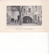 VENCE - Vue De La Place Godeau - Vence
