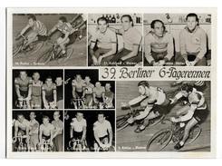 CARTE CYCLISME 6 JOURS DE BERLIN 1955 - Cycling