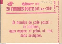 Sabine  BC 1972-C 3  ** - Carnets
