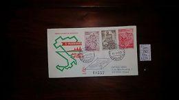 Fdc Giro Ciclistico D'Italia - 15 Maggio 1965 - Altre Collezioni