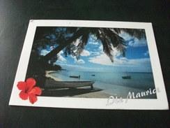 STORIA POSTALE FRANCOBOLLO COMMEMORATIVO MAURITIUS PEREYBERE MAURICE - Mauritius