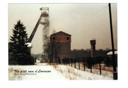 18841  Cpm  BOULIGNY  : Mine De Fer D'Amermont Dommary , Superbe Ccliché 1985  De Patrick Rezzonico  ACHAT DIRECT !! - France