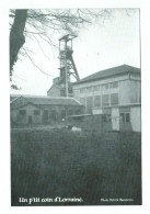 18846  Cpm  TUCQUEGNIEUX  : Mine De Fer ( Eugène Roy ) Cliché Patrick Rezzonico 1993 , - Frankrijk