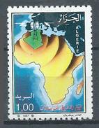Algérie YT N°913 Journée Arabe Des Télécommunications Neuf ** - Algeria (1962-...)