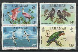 BAHAMAS  1974   SET  BIRDS  MNH - Non Classés