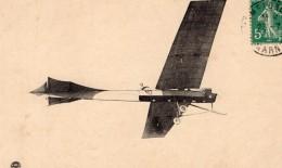 France Aviation Camp De Chalons Wachter Sur Monoplan Antoinette Ancienne Carte Postale CPA Vers 1911 - ....-1914: Precursors