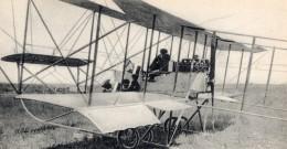Buc Aviation Paris Rome Prince Nissole Sur Farman Automobiline Ancienne Carte Postale CPA Vers 1911 - ....-1914: Precursors