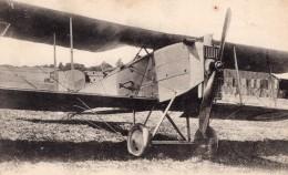 France Aviation Biplan Breguet Militaire Ancienne Carte Postale CPA Vers 1914 - ....-1914: Precursors