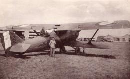 France Aviation Militaire Biplan Breguet 19 Mourmelon Ancienne Carte Postale CPA Vers 1914 - ....-1914: Precursors