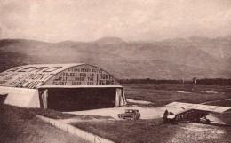 Saint-Gervais-les-Bains Le Fayet Aerodrome Du Mont Blanc Ancienne Carte Postale CPA Vers 1930? - ....-1914: Précurseurs