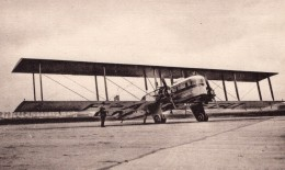 France Le Bourget Aviation Air Union Goliath Farman Gascogne Ancienne Carte Postale CPA Vers 1922 - ....-1914: Precursors