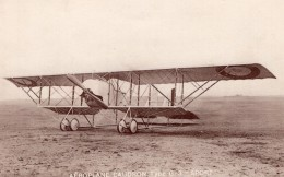 France Aviation Biplan Caudron G3 Sport Ancienne Carte Postale CPA Vers 1913 - ....-1914: Precursors