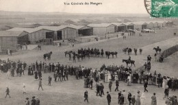 France Reims Semaine D'Aviation De Champagne Hangars Ancienne Carte Postale CPA Vers 1909 - ....-1914: Precursors