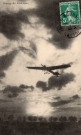 France Aviation Camp De Chalons Monoplan Antoinette Ancienne Carte Postale CPA Vers 1911 - ....-1914: Precursors