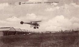 France Dijon Camp D'Aviation Breguet Atterrissage Ancienne Carte Postale CPA Vers 1918 - ....-1914: Precursors