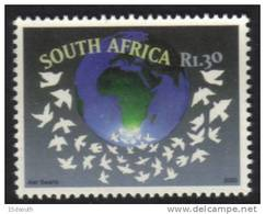 South Africa - 2000 UN International Year Of Peace (**) # SG 1197 , Mi 1277 - Nuovi
