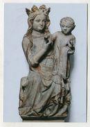 CHRISTIANITY - AK305250 Cappenberg - Stiftskirche St. Johannes - Maria Mit Dem Kinde - Virgen Mary & Madonnas