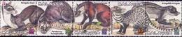 Malaysia 2000 S#808 Protected Mammals MNH Fauna - Malaysia (1964-...)