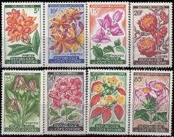 COTE D'IVOIRE - Fleurs 1961 - Ivory Coast (1960-...)