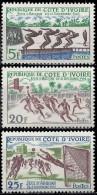 COTE D'IVOIRE - Jeux D'Abidjan - Ivory Coast (1960-...)