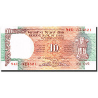 India, 10 Rupees, KM:81g, SUP - India