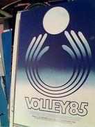 PALLAVOLO  VOLLEY 3° CAMPIONATO JUNIORES 1985 N1985  GI17493 - Volleyball