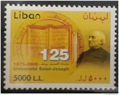 Lebanon 2001 Mi. 1413 MNH Stamp 5000L - 125th Anniv Of St Joseph University USJ - Lebanon