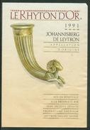 Rare // Etiquette // Johannisberg De Leytron, Jean-Jacques Defayes, Leytron, Valais,  Suisse - Etiquettes