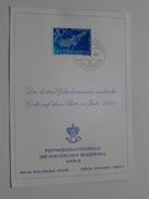 1968 Glückwünsche VADUZ ( Voir Photo ) ! - Cartes-Maximum (CM)
