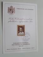 1970 Glückwünsche VADUZ ( Voir Photo ) ! - Cartes-Maximum (CM)