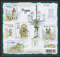 FRANCE - 2008 - YT N° F 126 - ** - Capitales Européennes - Prague - Ongebruikt