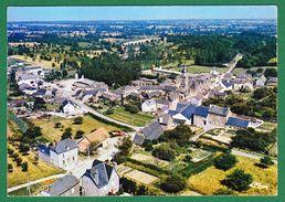 LANRELAS - Vue Générale - Axe Saint-Launeuc-Plumaugat - Dinan
