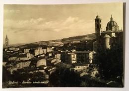 URBINO SCORCIO PANORAMICO  VIAGGIATA FG - Pesaro