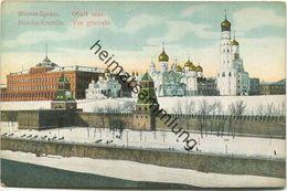 Moskau - Kremlin - Vue General Ca. 1910 - Russland