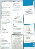 Bp    Wezemaal       10  Stuks - Images Religieuses