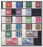 Tangier 1957, Britisch Post, Postfris MNH - Marokko (1956-...)