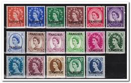 Tangier 1952, Britisch Post, Postfris MNH - Marokko (1956-...)