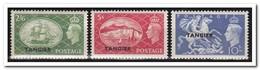 Tangier 1951, Britisch Post, Postfris MNH - Marokko (1956-...)