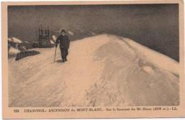 Chamonix     Ascension Du Mont Blanc    LL - Alpinisme