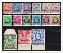 Tangier 1949, Britisch Post, Postfris MNH - Marokko (1956-...)