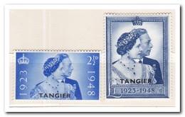 Tangier 1948, Britisch Post, Postfris MNH - Marokko (1956-...)