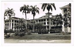 RB 1174 - Real Photo Postcard - Hotel Tivoli - Ancon Panama Canal Zone - USA Interest - Panama
