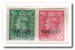 Tangier 1945, Britisch Post, Postfris MNH - Marokko (1956-...)