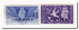 Tangier 1946, Britisch Post, Postfris MNH - Marokko (1956-...)