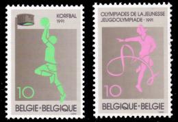 Belgium 2402/03** Sport  MNH - Belgium