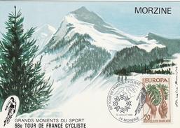 Tour De France 1981 - BT Morzine Alpes - Vélo Cyclisme - Ciclismo
