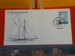 Voilier > Schooner Yacht Elmina 1902 > Turkey > Istanbul > 28.7.1977 - FDC 1er Jour - 1921-... República