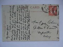 AUSTRALIA - Queensland 1910 Postcard - Briefe U. Dokumente