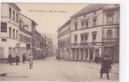 Allemagne - Neustadt - Rue Principale - Neustadt Am Rübenberge
