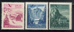 Yugoslavia,XII Congres UIAA On Bled 1951.,MNH - 1945-1992 República Federal Socialista De Yugoslavia